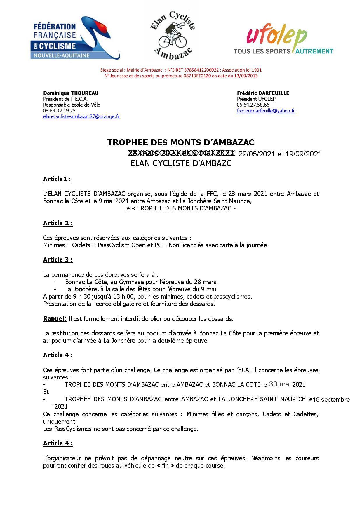 1 reglement particulier v2 mai trophee des monts d ambazac page 001